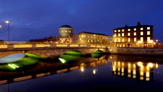 Four Courts, Dublin City