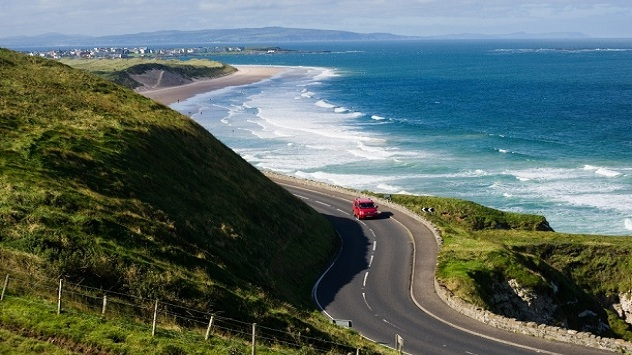 5 day northern ireland driving itinerary. Black Bedroom Furniture Sets. Home Design Ideas