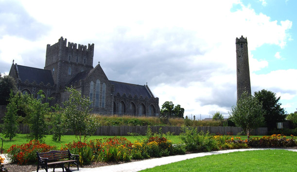 St Brigid's Cathedral and Round Tower, County Kildare