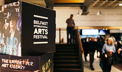 Le Festival international des arts de Belfast