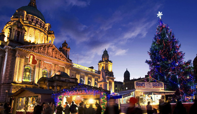 6 Christmas markets in Ireland