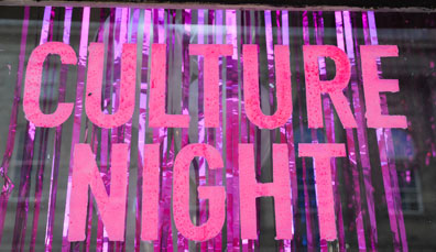 SEPTEMBER: Culture Night, around the island