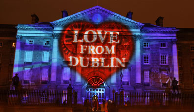 DECEMBER: New Year's Festival Dublin