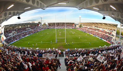 AUGUST: Women's Rugby World Cup, Dublin and Belfast