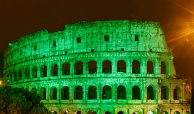 Global Greening, il mondo si tinge di verde