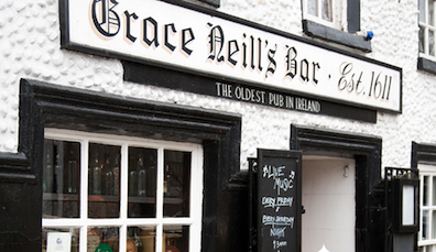 Ireland's most haunted pub