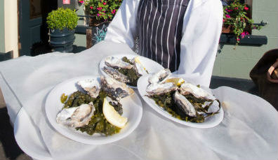Hillsborough International Oyster Festival (September)