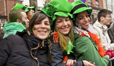 St Patrick's Festival (March)