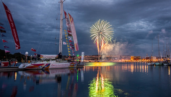 Clipper Maritime Festival, Derry~Londonderry