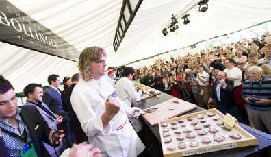 Ireland's food festivals
