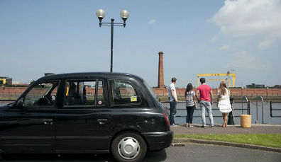 8. Try a Black Taxi Tour in Belfast