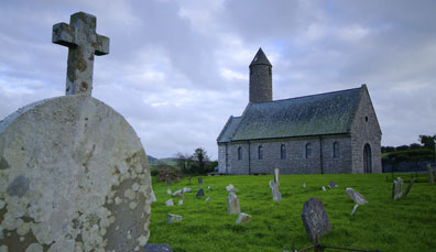Tracing St Patrick's Footsteps
