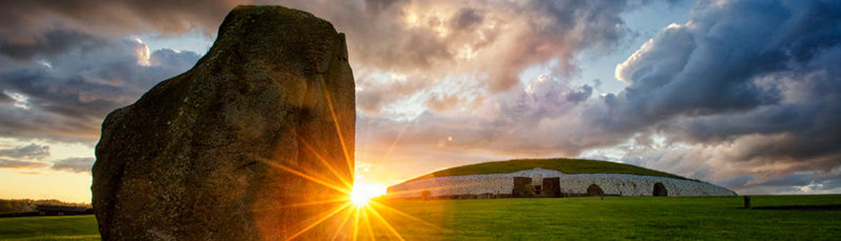 Newgrange Passage Tomb, County Meath