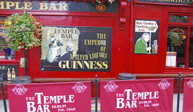 Ireland's music pubs