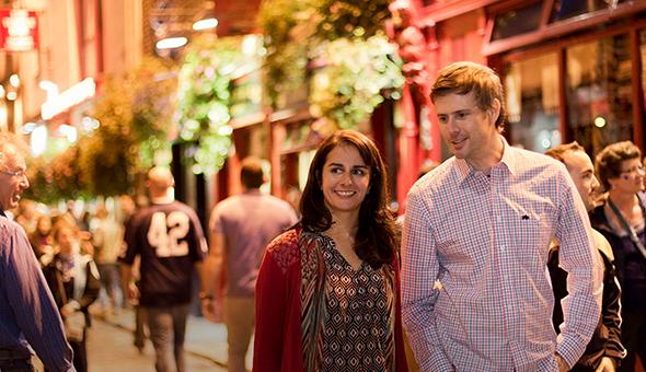 Irische Reisende Dating-Website