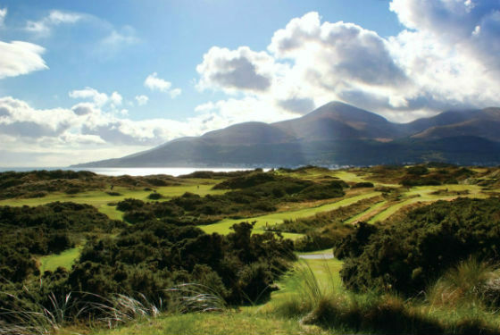 Ideas de viajes: golf en Irlanda del Norte
