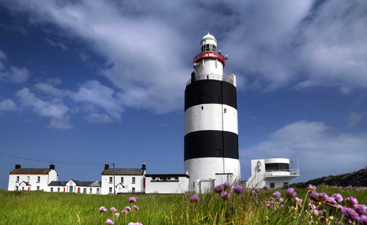 Lighthouses In Ireland Map.Trip Idea Ireland S Great Lighthouses Ireland Com
