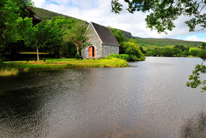 Gougane Barra Church