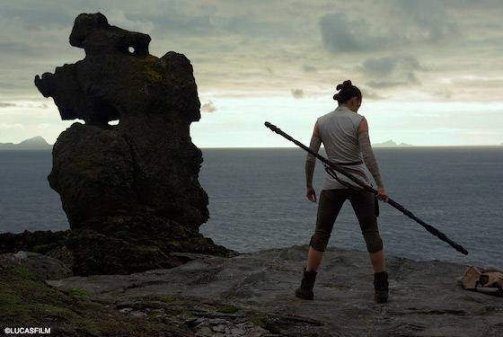 Star Wars sur le Wild Atlantic Way