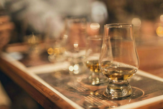 Ireland's whiskey trail