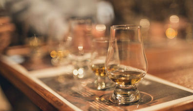 Trip idea: Whiskey trail