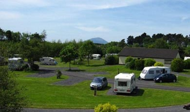 Belleek Park Caravan & Camping, Co. Mayo