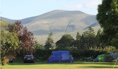Ballinacourty House Caravan & Camping Park, Co. Tipperary