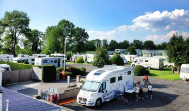 Blaney Caravan Park, Co. Fermanagh