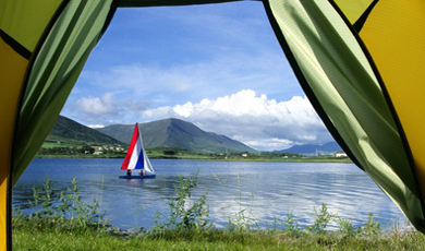 Mannix Point Camping and Caravan Park, Kerry