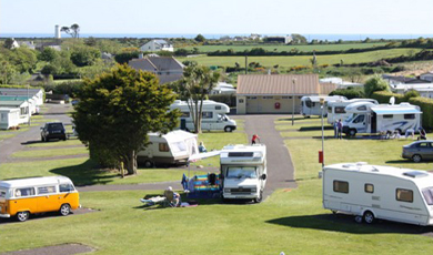 Newtown Cove Caravan & Camping Park, Co. Waterford