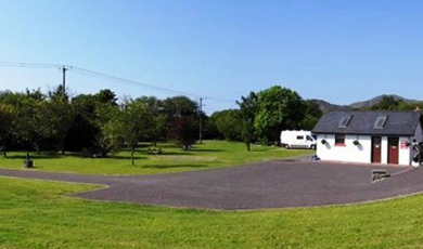 Hungry Hill Lodge & Campsite, Co. Cork