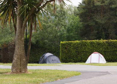 Roundwood Caravan Park, Co. Wicklow