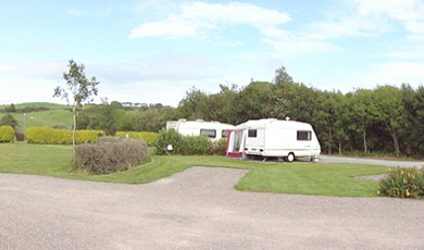 The Hideaway Camping & Caravan Park, Co. Cork