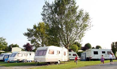 River Valley Caravan Park, Co. Wicklow