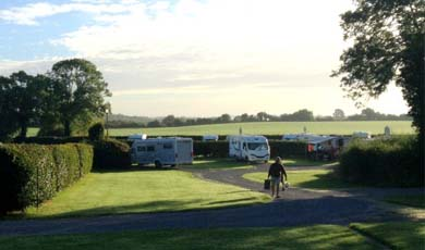 Adare Camping and Caravan Park, Co. Limerick