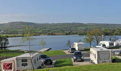 Rushin House Caravan Park, Co. Fermanagh