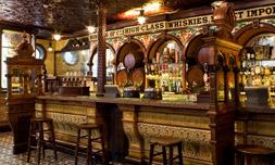 Ein Pub Besuch