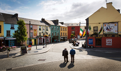 Charming towns and villages of Ireland's Ancient East