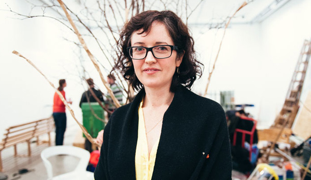 Tessa Giblin, Curator of Dublin's Project Arts Centre