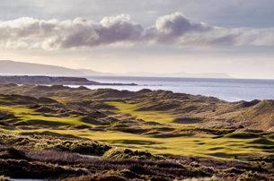 Golf on the island of Ireland