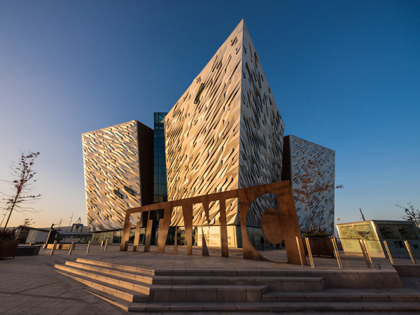 Titanic Belfast Visitor Experience