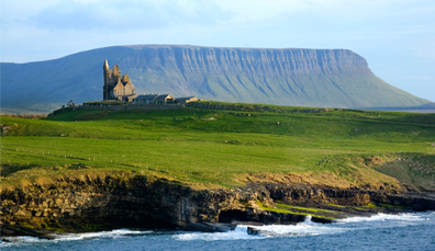 Mullaghmore, County Sligo