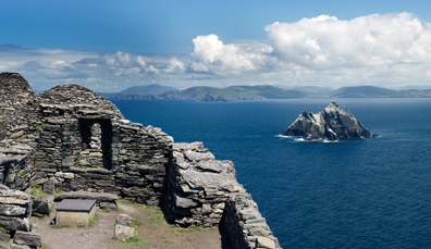 The Skellig Islands, Co. Kerry
