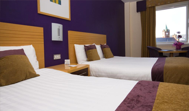 The 4-star City Hotel Derry - In historic Derry~Londonderry