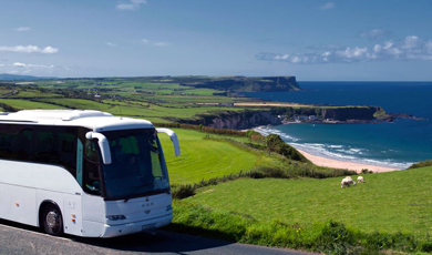 Tour the Causeway Coastal Route without a car