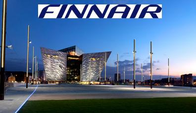 Fly with Finnair