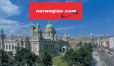 Fly with Norwegian