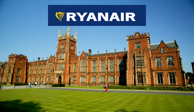 Fly with Ryanair from Billund