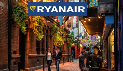 Fly with Ryanair