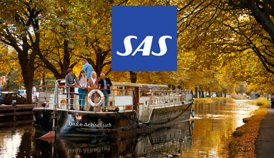Fly with SAS